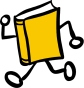 Offizielles Logo der Bookcrossing Initiative