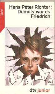 """Buch zum Thema der """"BücherboXX am Gleis 17"""" - Damals war es Friedrich"""