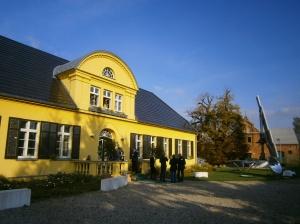 Gutshaus - Sitz des SolarZentrum MV