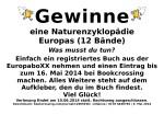Gewinne 12 Bände Naturenzyklopädie Europas!