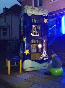 Früh übt sich | EuropaboXX bei der Langen Nacht der Wissenschaften