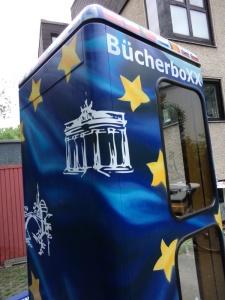EuropaboXX - demnächst auf dem Leon-Jessel-Platz in Berlin-Wilmersdorf