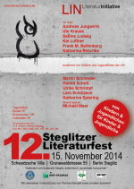 Steglitzer Literaturfest 2014