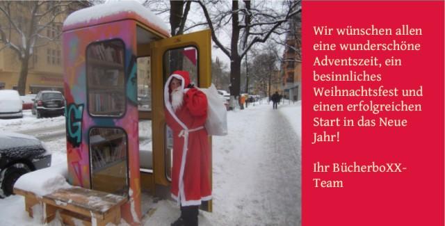 Die besten Wünsche zu einer besinnlichen Weihnachtszeit
