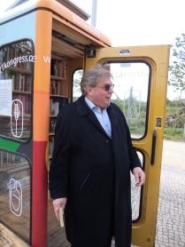 Dr. Thomas Holzmann: Buch in der BücherboXX gefunden