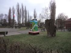 Einweihung in der Zespół Szkół Nr 2 Technikum – in Szczecin
