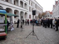 Standort im Stettiner Schloss