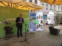 1. Sept 2017 | Rektor der Hochule, Professor Dr. Friedrich Albrecht | Einweihung in Görlitz