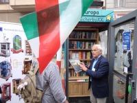 1. Sept 2017 | Einweihung in Görlitz | Bring ein Buch - nimm ein Buch - lies ein Buch!