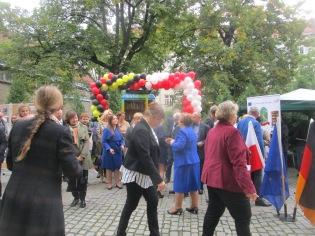 Breslau Einweihung Schule Nr. 5