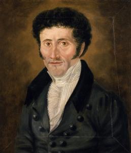 Portrait von E. T. A. Hoffmann