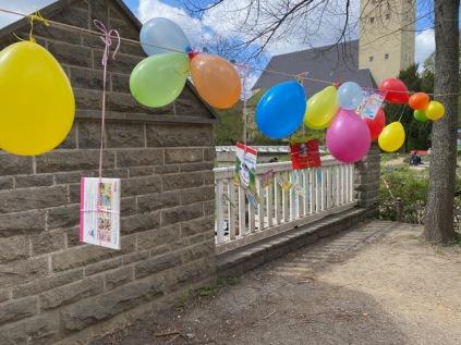 Wiedereröffnung am Welttag des Buches | 23. April 2021 | Bild: Norbert Hoffmann
